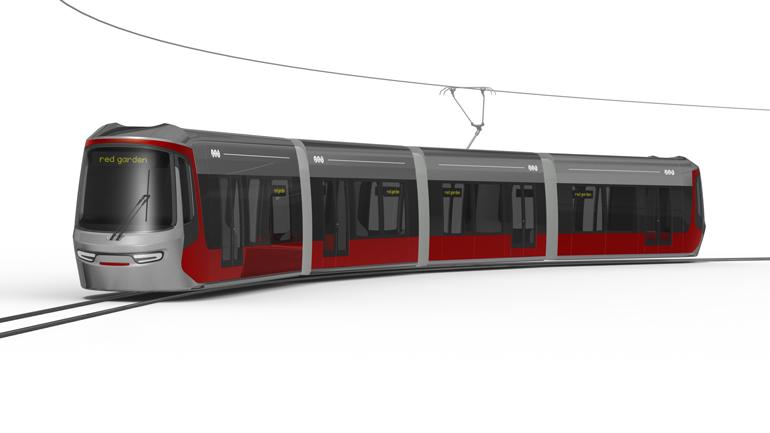 PGB Studio Tram Concept