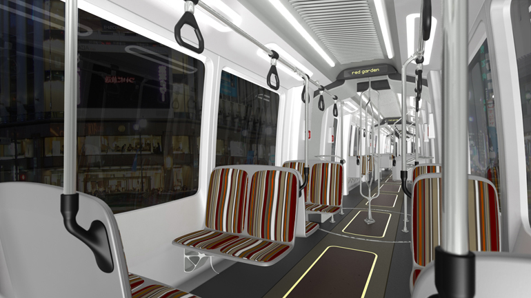 Tram 03 770