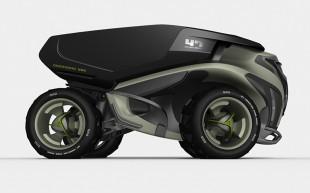 VRV Surface Vehicle Concept