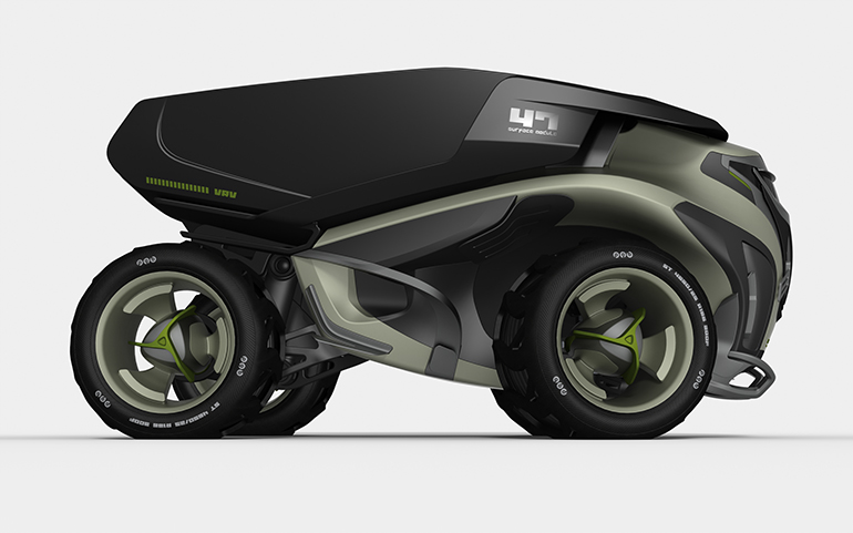 VRV Surface Vehicle Concept